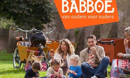 De Babboe-bakfiets